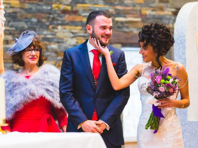 La boda de Víctor y Estela en Simancas, Valladolid 59