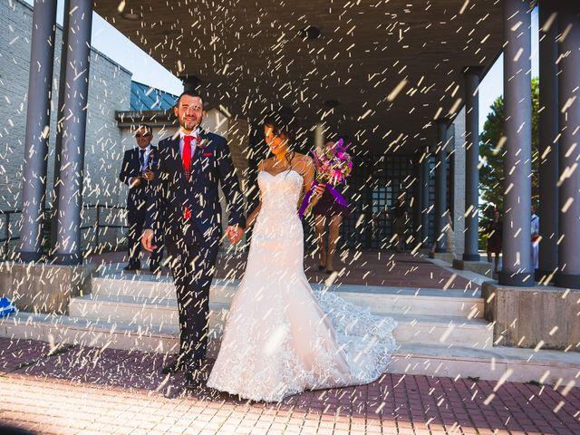 La boda de Víctor y Estela en Simancas, Valladolid 63