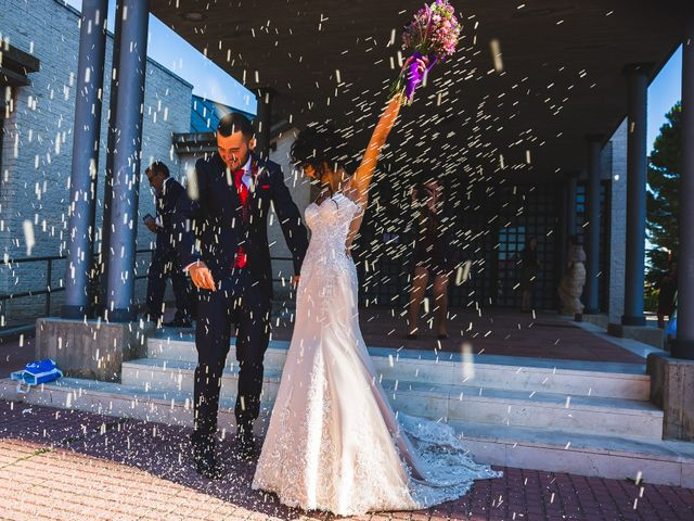 La boda de Víctor y Estela en Simancas, Valladolid 64