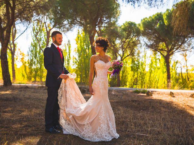La boda de Víctor y Estela en Simancas, Valladolid 65