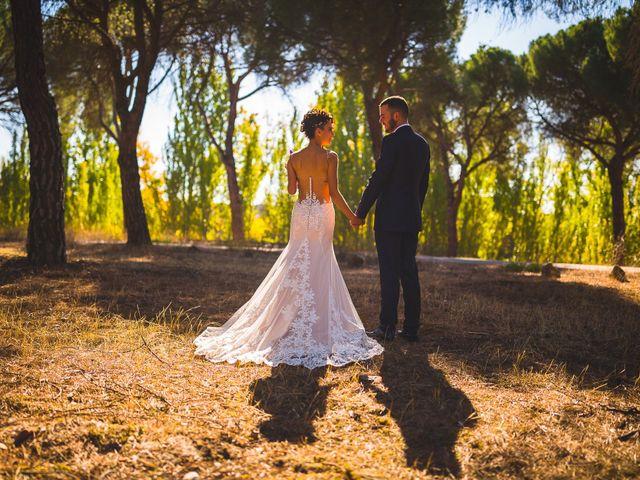 La boda de Víctor y Estela en Simancas, Valladolid 66