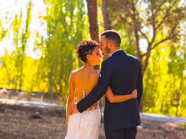 La boda de Víctor y Estela en Simancas, Valladolid 67