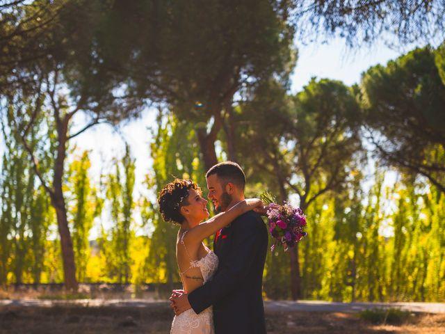 La boda de Víctor y Estela en Simancas, Valladolid 68