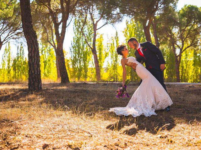 La boda de Víctor y Estela en Simancas, Valladolid 70