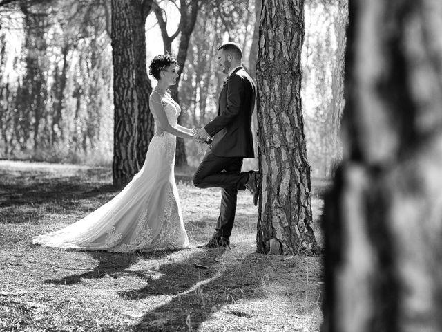 La boda de Víctor y Estela en Simancas, Valladolid 71