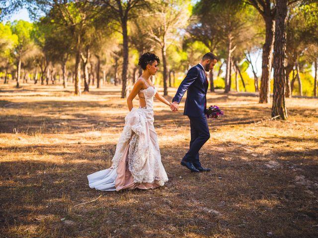 La boda de Víctor y Estela en Simancas, Valladolid 72