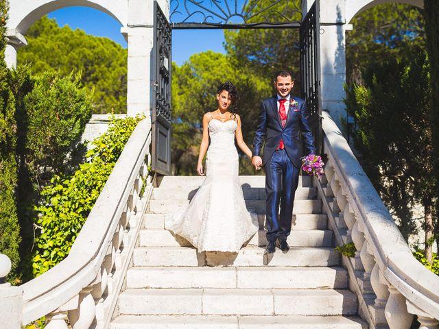 La boda de Víctor y Estela en Simancas, Valladolid 73