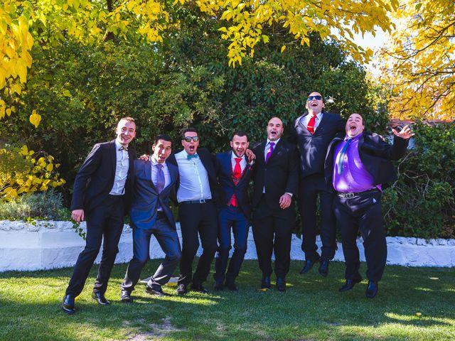 La boda de Víctor y Estela en Simancas, Valladolid 78