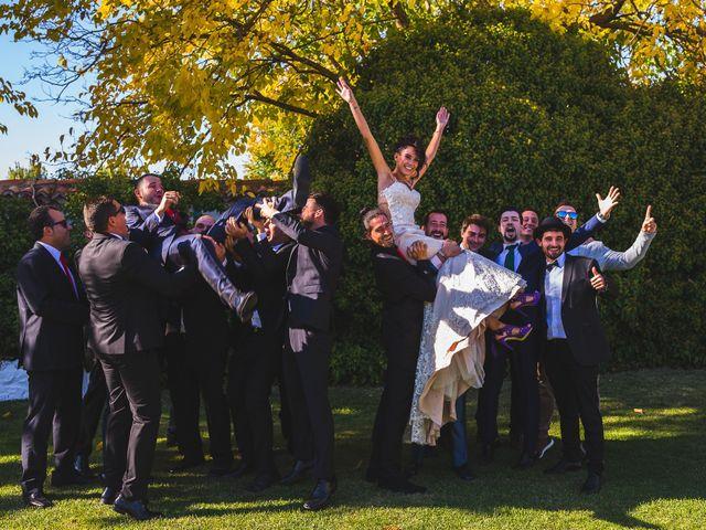La boda de Víctor y Estela en Simancas, Valladolid 79