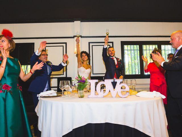 La boda de Víctor y Estela en Simancas, Valladolid 94