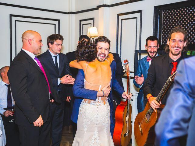 La boda de Víctor y Estela en Simancas, Valladolid 114