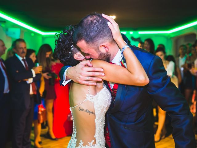 La boda de Víctor y Estela en Simancas, Valladolid 121