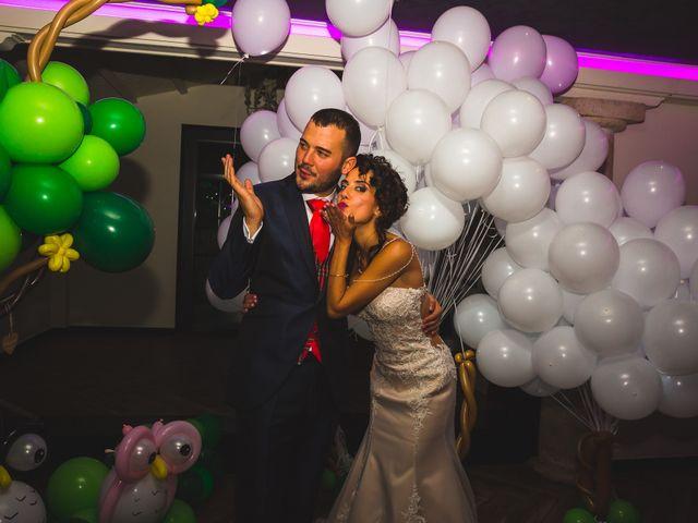 La boda de Víctor y Estela en Simancas, Valladolid 123
