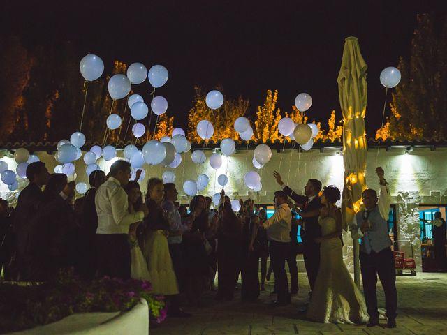 La boda de Víctor y Estela en Simancas, Valladolid 124