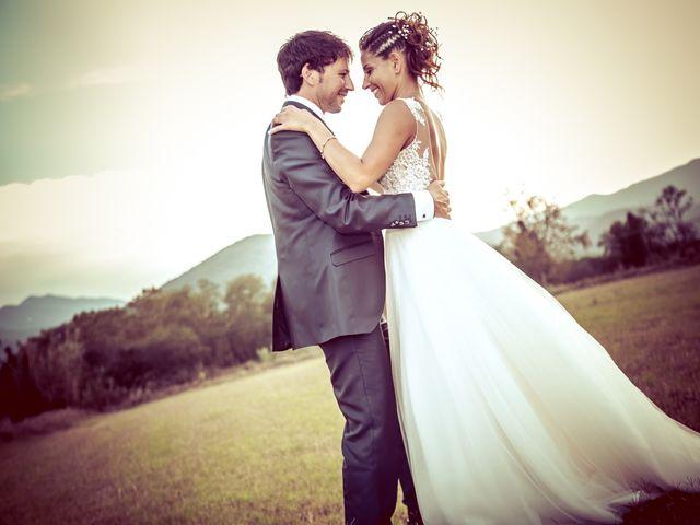 La boda de Jordi y Haria en La Vall De Bianya, Girona 3