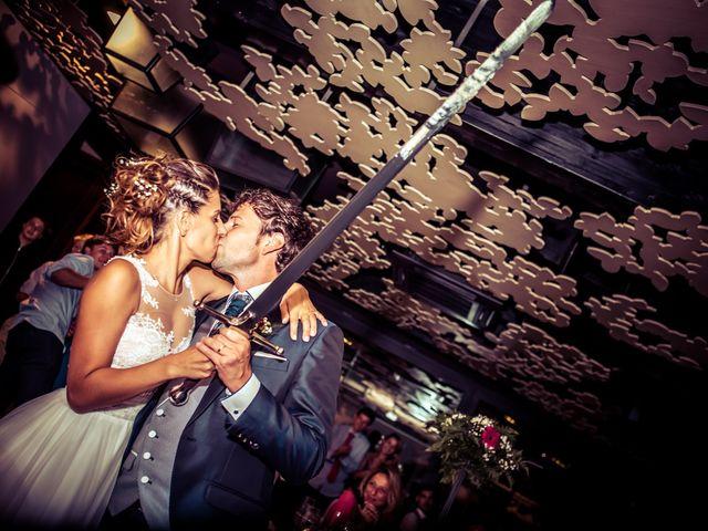 La boda de Jordi y Haria en La Vall De Bianya, Girona 4