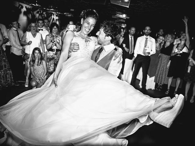 La boda de Jordi y Haria en La Vall De Bianya, Girona 5