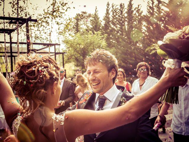 La boda de Jordi y Haria en La Vall De Bianya, Girona 15