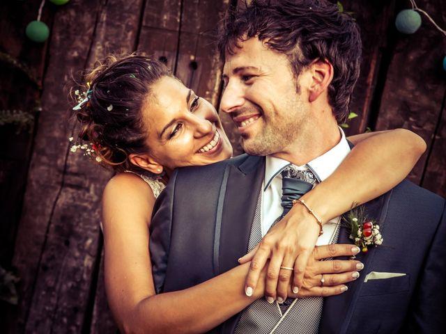 La boda de Haria y Jordi