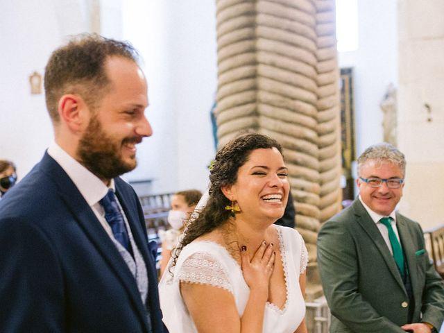 La boda de Rocío  y Dani