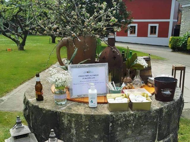 La boda de Dani y Rocío  en Gijón, Asturias 4