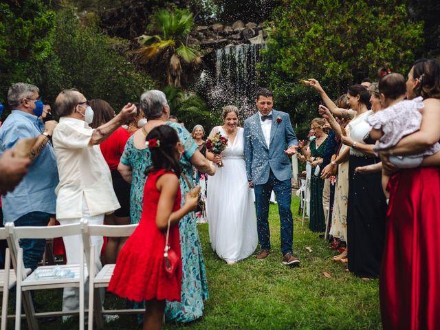 La boda de Oscar y Alba en Badalona, Barcelona 7