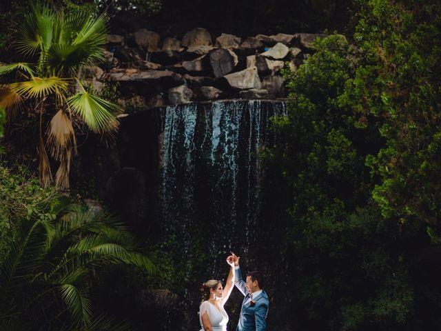 La boda de Oscar y Alba en Badalona, Barcelona 8