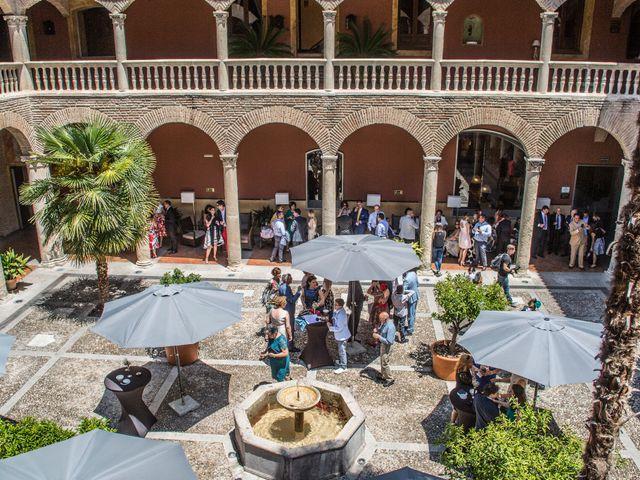 La boda de Carlos y Guadalupe en Granada, Granada 19