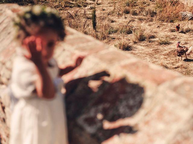 La boda de Juan Manuel  y Joëlle  en Hoyuelos, Segovia 2