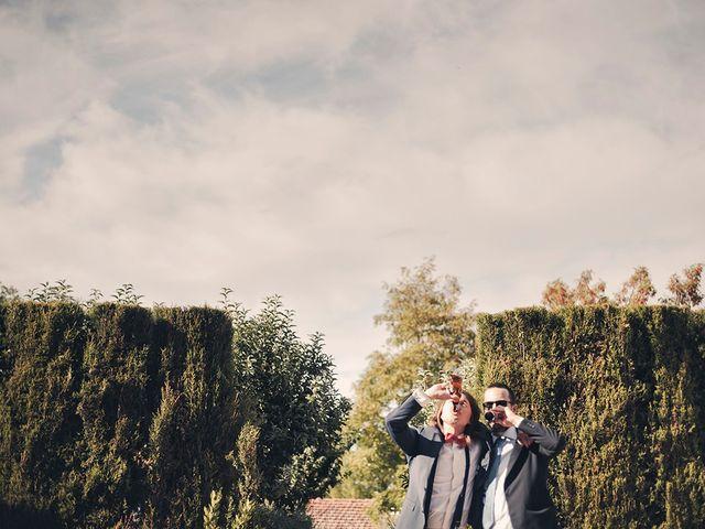 La boda de Juan Manuel  y Joëlle  en Hoyuelos, Segovia 3