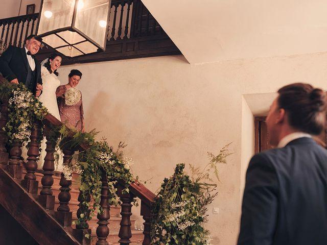 La boda de Juan Manuel  y Joëlle  en Hoyuelos, Segovia 4