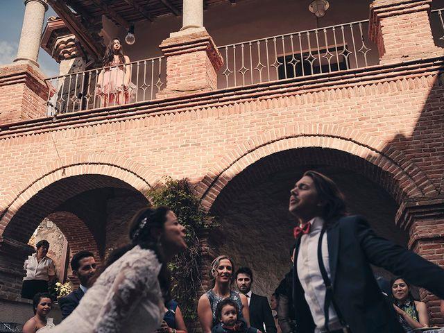 La boda de Juan Manuel  y Joëlle  en Hoyuelos, Segovia 5