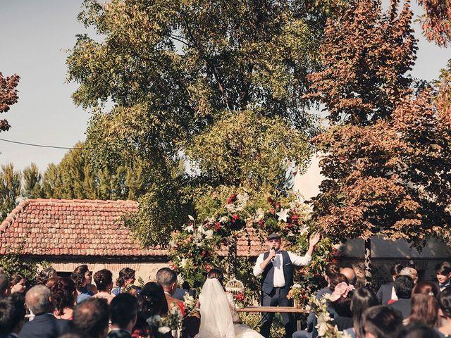 La boda de Juan Manuel  y Joëlle  en Hoyuelos, Segovia 6