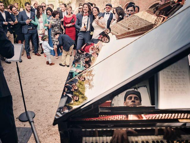 La boda de Juan Manuel  y Joëlle  en Hoyuelos, Segovia 8