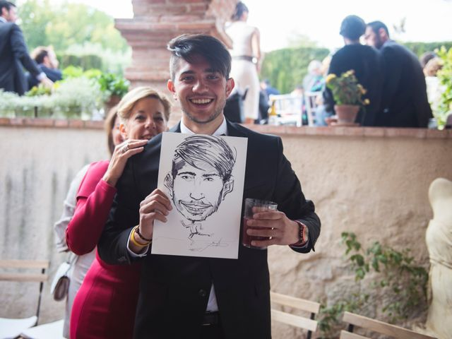 La boda de Juan Manuel  y Joëlle  en Hoyuelos, Segovia 22