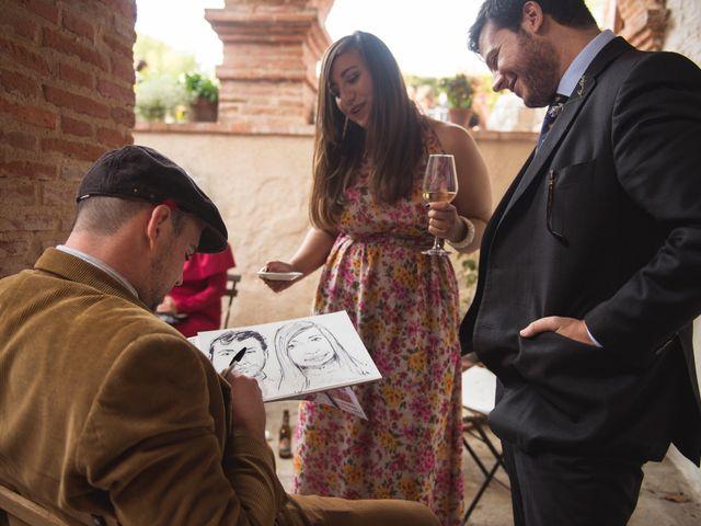 La boda de Juan Manuel  y Joëlle  en Hoyuelos, Segovia 23