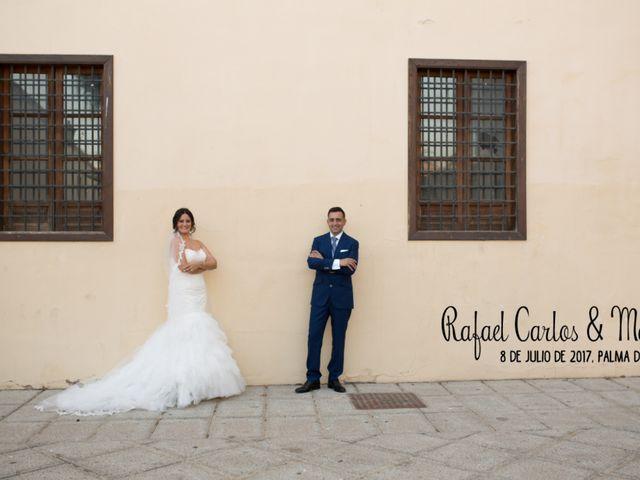 La boda de Carlos y Mayte  en Palma Del Rio, Córdoba 1