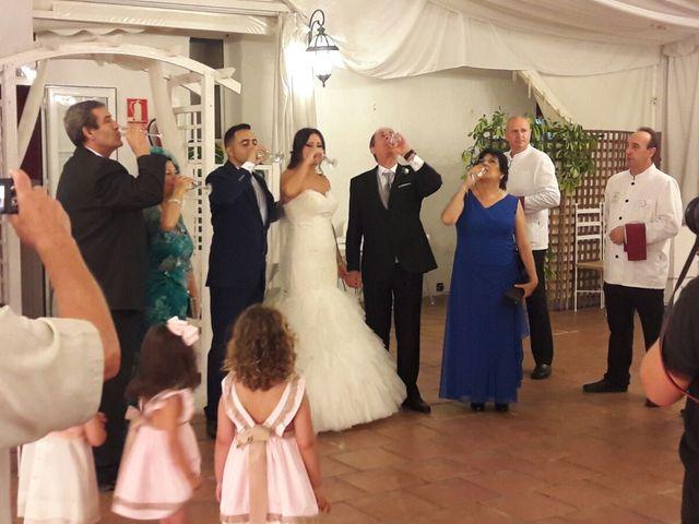 La boda de Carlos y Mayte  en Palma Del Rio, Córdoba 2