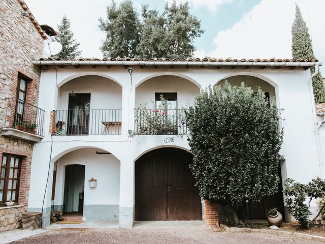 La boda de Albert y Sandra en Arbucies, Girona 4