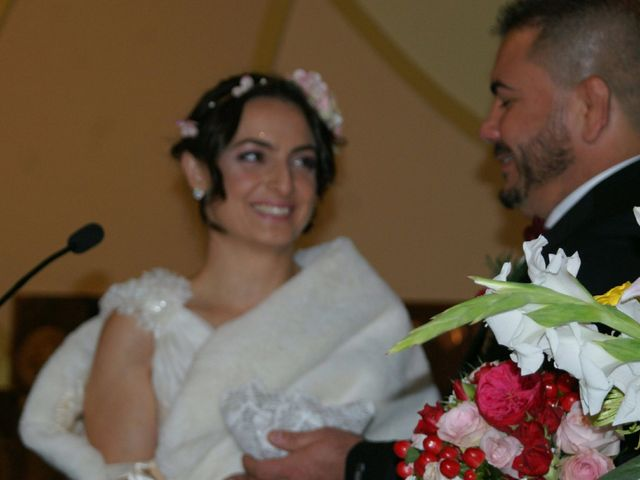 La boda de Marta y Iury
