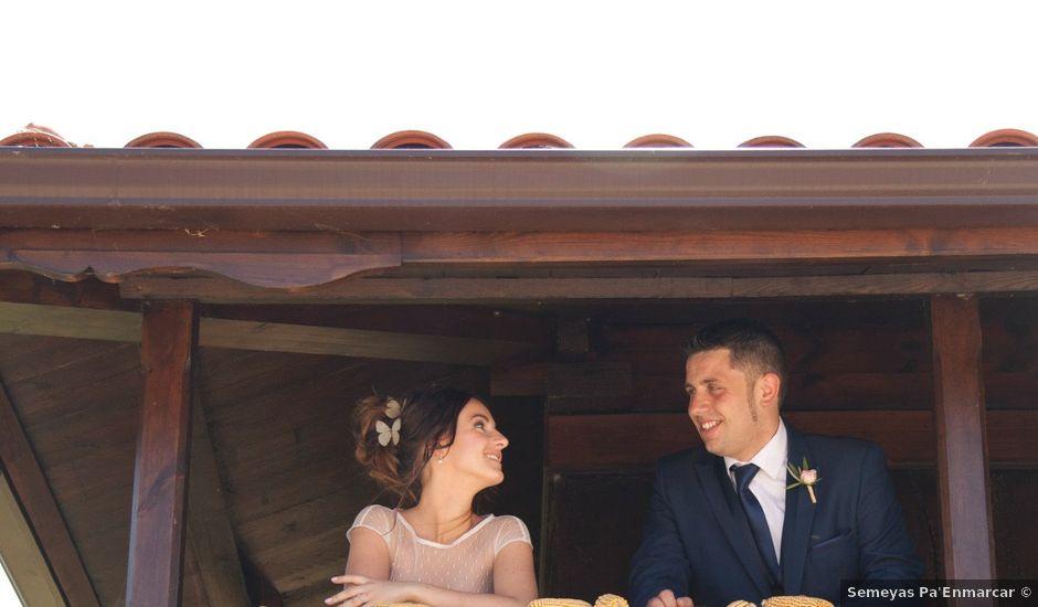 La boda de Nícer y Bárbara en Gijón, Asturias