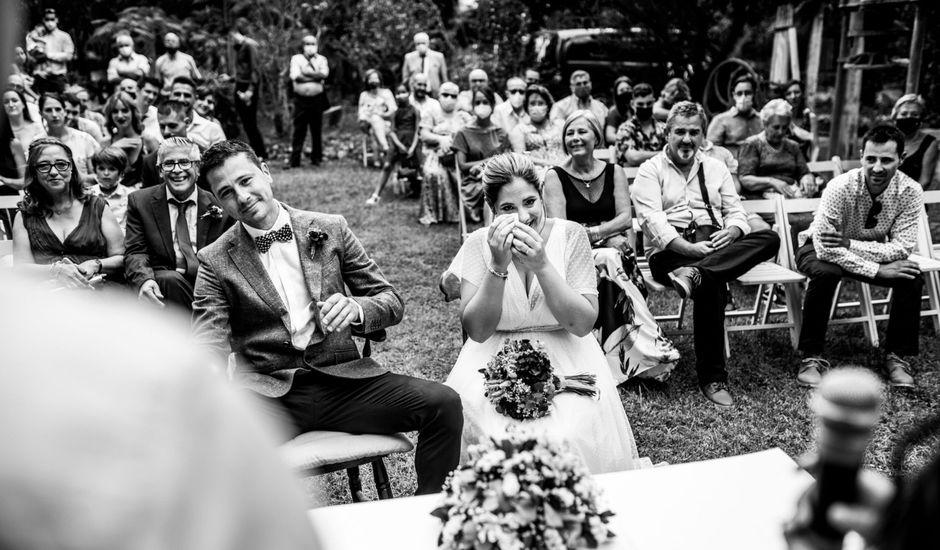 La boda de Oscar y Alba en Badalona, Barcelona