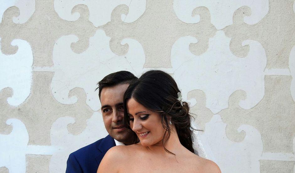 La boda de Carlos y Mayte  en Palma Del Rio, Córdoba