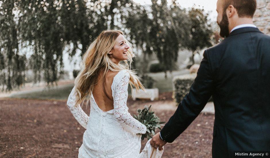 La boda de Albert y Sandra en Arbucies, Girona
