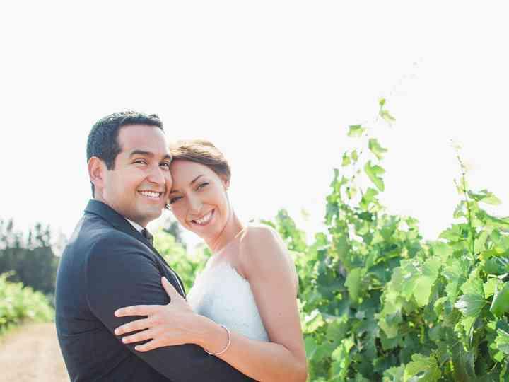 La boda de Sophie y Alejandro