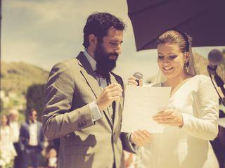 La boda de Silvia y Luismi
