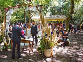 La boda de Lilian  y Rober 2