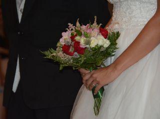 La boda de Miriam y Santi 1