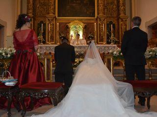 La boda de Miriam y Santi 3