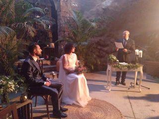 La boda de Raquel y Ayoze